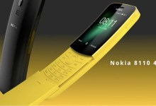 Photo of HMD Global unveils the legendary Nokia 8110 and four other Android devices.