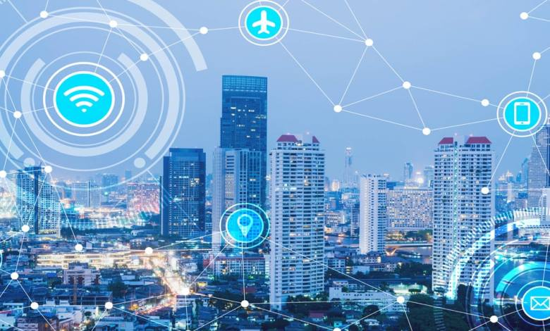 smart cities in Africa