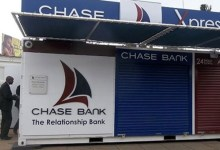 Photo of SBM bank acquires 75% Chase Bank deposits and assets