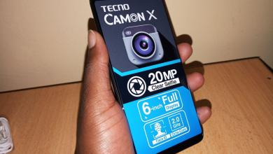 Photo of Tecno Camon X Unboxing and first impressions