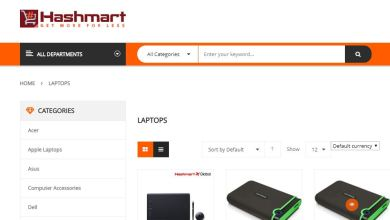 Photo of Hashmart, the new online retailer in town is betting big on electronics