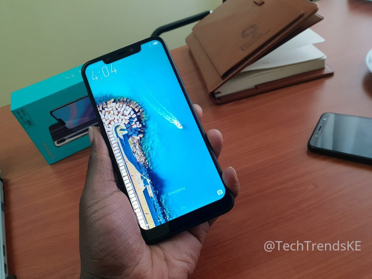 Infinix HOT S3X Unboxing and First Thoughts