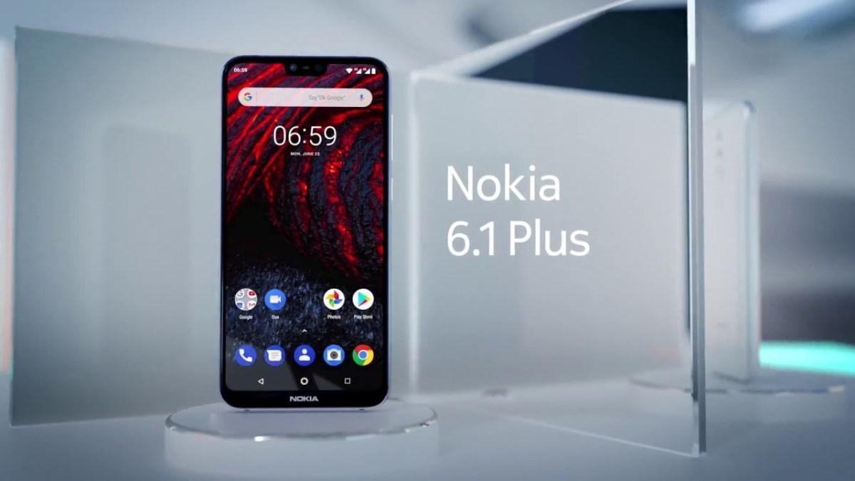 Nokia 6.1 Plus starts selling in Kenya for Ksh. 31,900