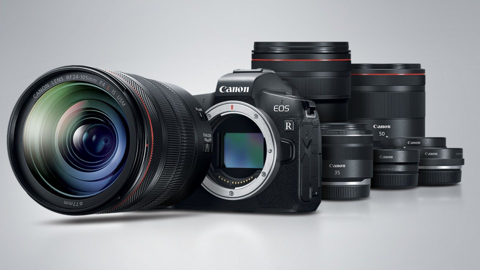 Canon unveils its full-frame EOS R Mirrorless Camera in Nairobi