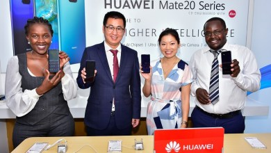 Photo of Huawei has officially unveiled the Mate 20 and Mate 20 Pro in Kenya