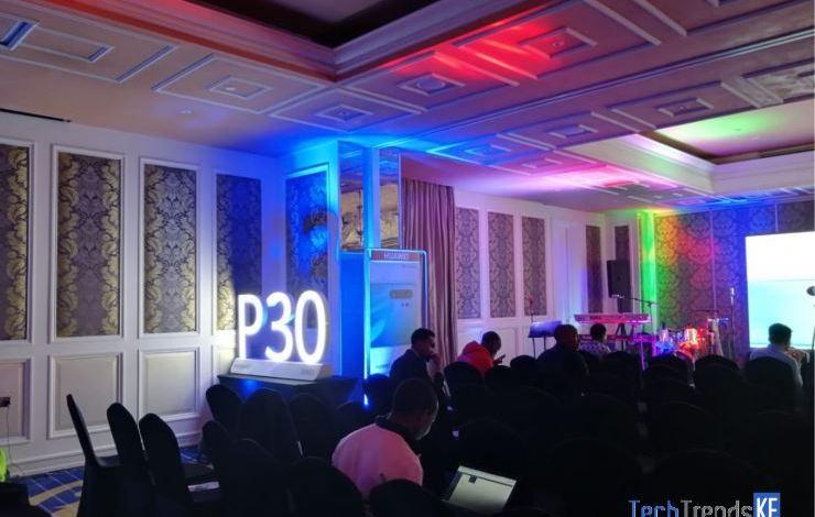 Huawei P30 Series LAUNCH techtrendske