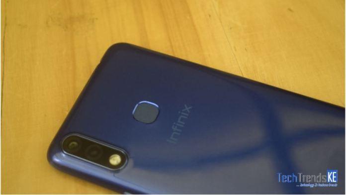 Infinix HOT 7 Dual Rear Cameras
