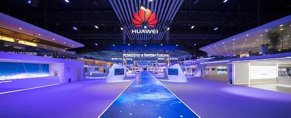 Huawei at MWC 2018