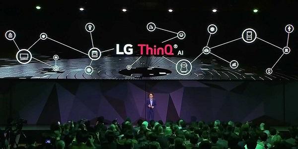 LG at CES 2018
