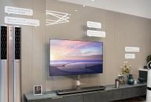 LG AI powered OLED TV