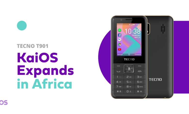 KaiOS now in Africa