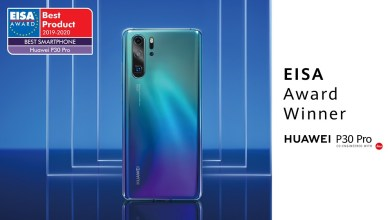Photo of Huawei P30 Pro Wins EISA's Best Smartphone of The Year Award