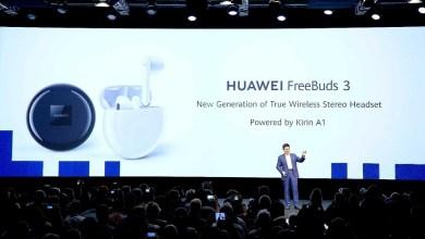 Huawei Freebuds 3 unveiled
