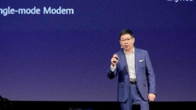 Huawei CEO announces new Kirin 990