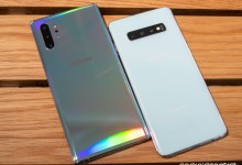 Galaxy note 10 plus and s10 plus