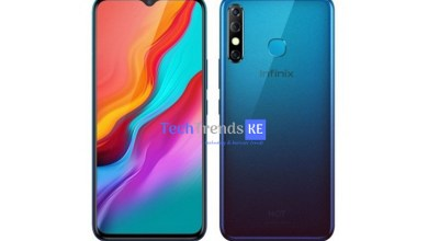 Photo of Infinix HOT 8 & HOT 8 Lite officially go on sale in Kenya