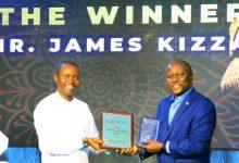 Photo of #CIO100AwardsEA: URA's James Kizza is 2019 East Africa CIO of the Year