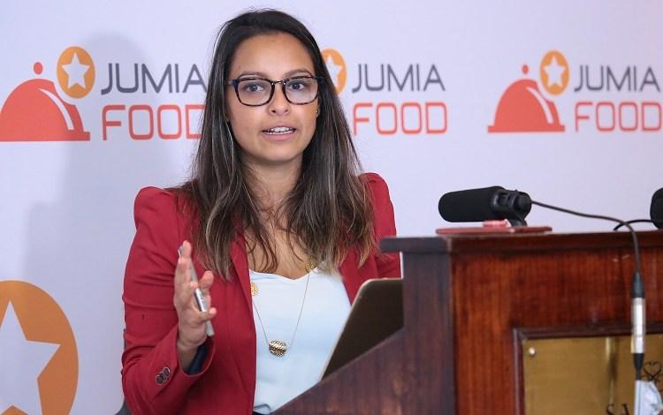 Shreenal Ruparelia, Jumia Food Chief Commercial Officer