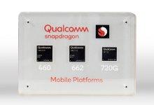 Qjualcomm 4G chips