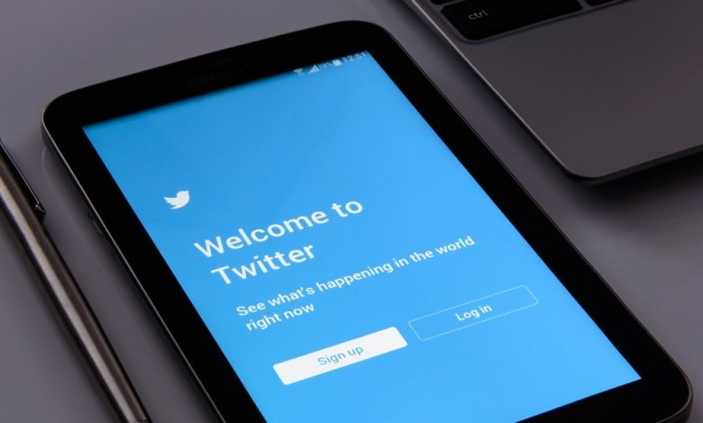 Twitter app login on Android