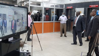 Photo of Huawei Kenya Donates Thermal Image Scanner To The Ministry Of Transport
