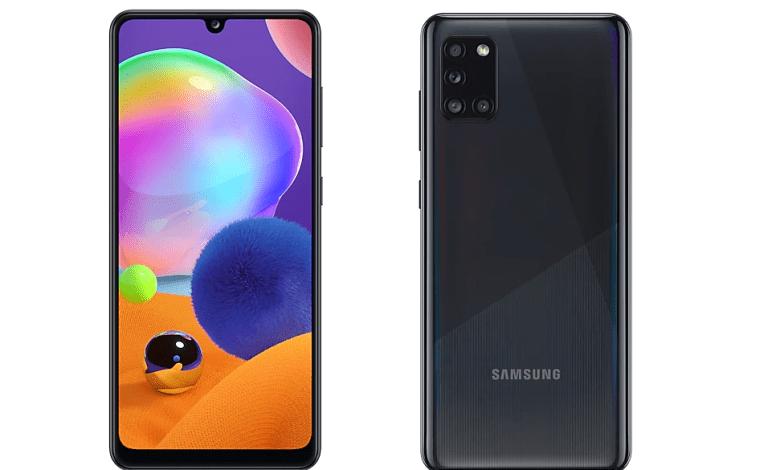 Samsung Galaxy A31 Kenya