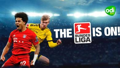 Photo of OdiBets launches new easy to use website as Bundesliga returns