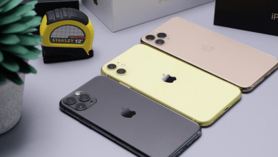 iPhone 11 Series phones