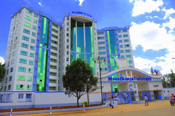 Mount Kenya University Alumni centre