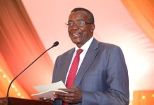 Chief Justice David Maraga