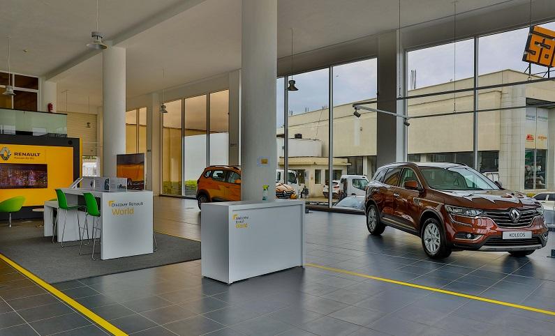 Caetano launches a Ksh.350M automotive hub in Kenya