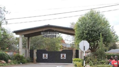 Brookhouse International School in Nairobi. [File, Standard]