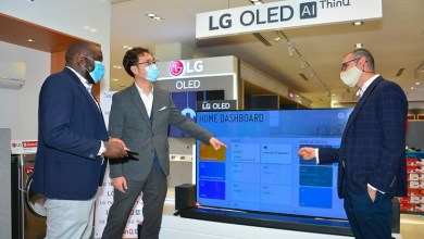 LG ThinQ Experience Zone Launch