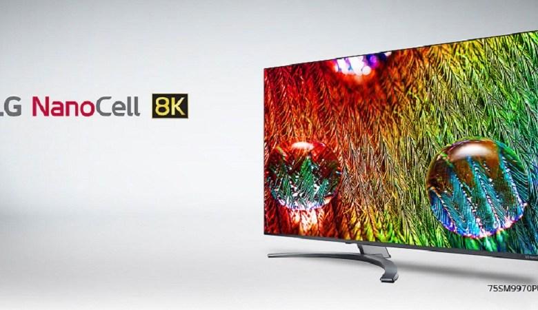 LG's 2020 NanoCell TV Lineup
