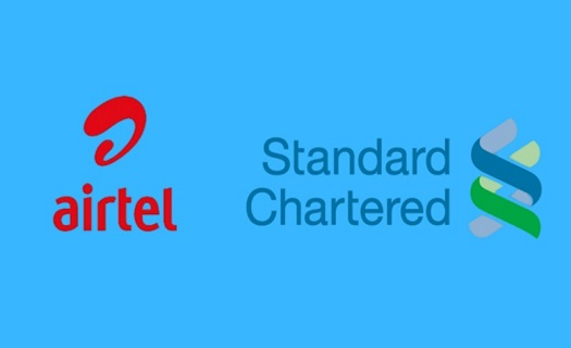 Airtel Africa has today announced a collaboration with Standard Chartered bank meant to ease the flow of cash through the company's mobile money service, Airtel Money.