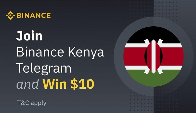 Binance Kenya Telegram Group