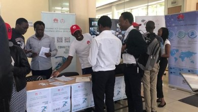 Photo of Top Kenyan ICT students compete to represent Sub Saharan Africa in Huawei's Global ICT Competition