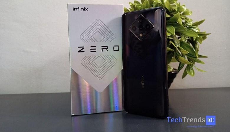 Infinix ZERO 8