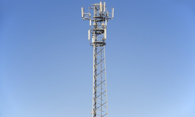 Internet mast