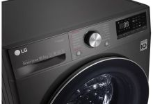 LG AI Direct Drive Washer TurboWash