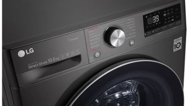 Photo of Steam+ technology on the LG AI DD washers and its benefits
