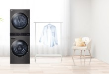 Photo of LG's AI Direct Drive washers come with a bigger drum capacity to hold more laundry