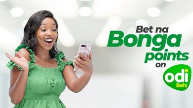 Betting fanatics can now deposit on one of Kenya's betting firms, Odibets, using Safaricom Bonga points.