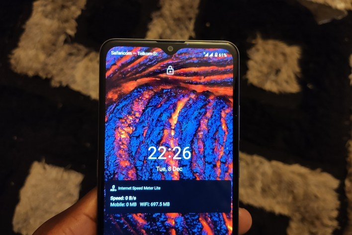 Nokia 2.4 frontview