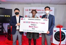 "LG DARE TO DREAM"" Digital Campaign winners"