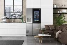 LG new InstaView Refrigerators