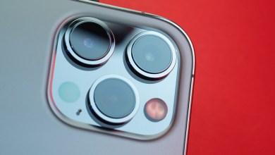 iPhone 12 Pro Max camera bump