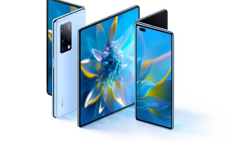 Huawei Mate X2 Foldable