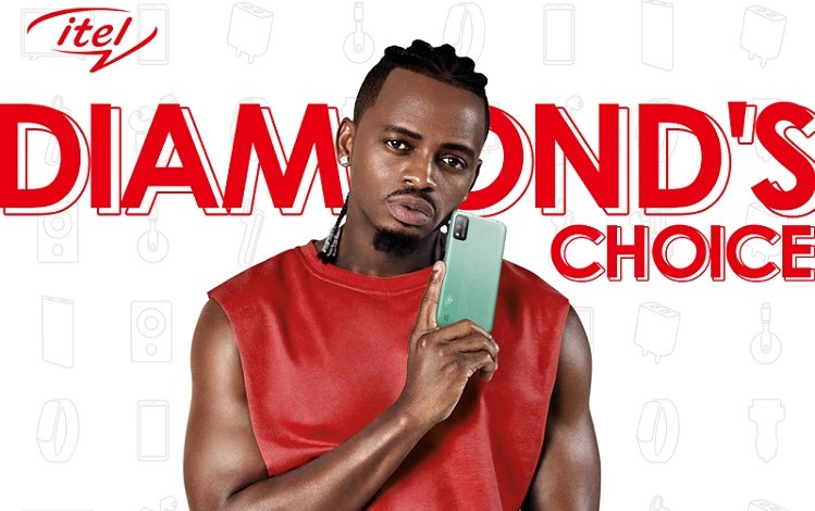 itel Announces Diamond Platnumz as its Brand Ambassador