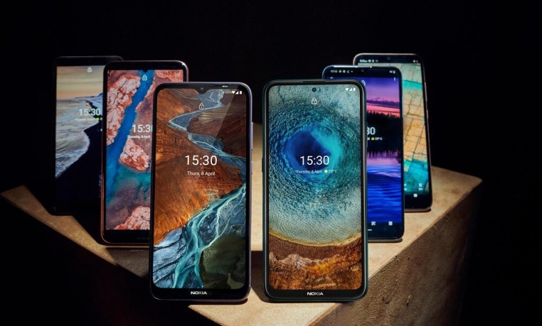 HMD Global Announces New Nokia Smartphones with Android 11 and 5G